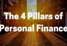 The 4 Pillars of Personal Finance